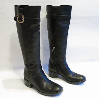 Salvatore Ferragamo Robespierre Boots