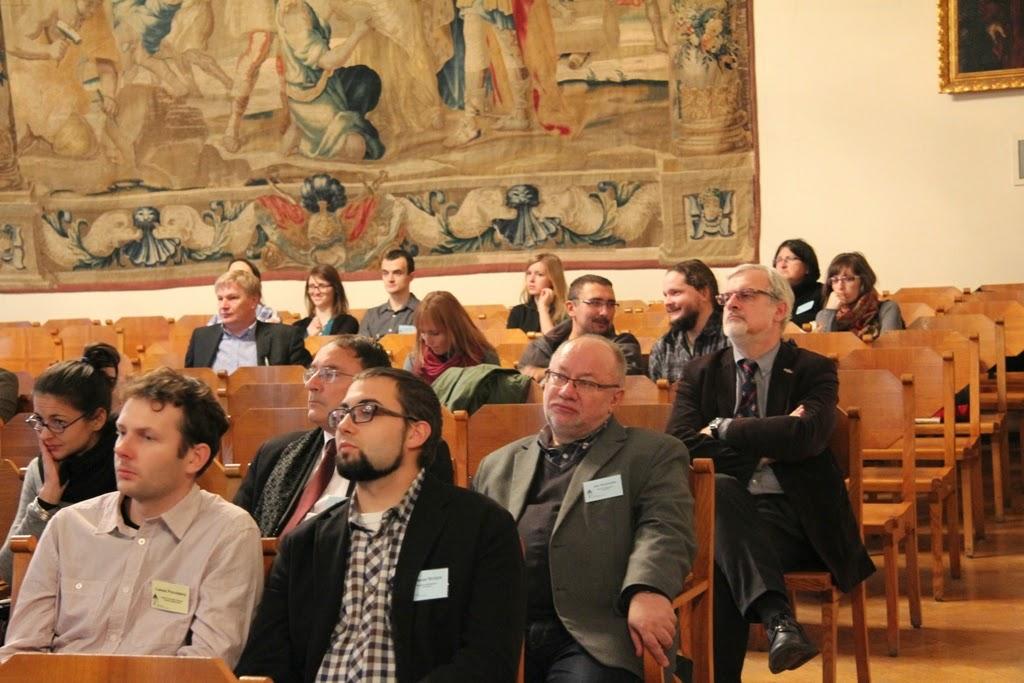 Konferencja Metody geofizyczne w archeologii polskiej (fot. J. Karmowski, K. Kiersnowski) - geof%2B%252820%2529.JPG