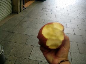 BIG damn apples, though