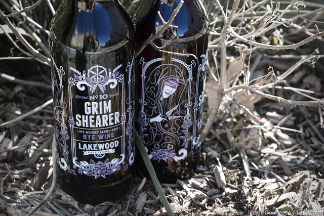 Lakewood Releasing Grim Shearer Rye Wine