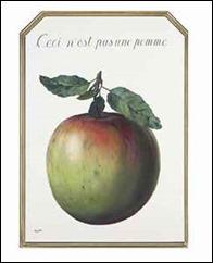 rene magritte ceci nest pas une pomme isto não é uma maçã realismo
