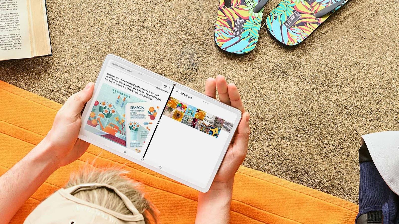 Huawei ส่งโปรโมชัน HUAWEI MatePad Month ต้อนรับซัมเมอร์มอบของสมนาคุณสุดพรีเมี่ยมเพื่อคนรักแท็บเล็ต ตั้งแต่วันนี้จนถึงวันที่ 25 เมษายนนี้เท่านั้น