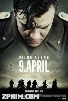 Trận Đan Mạch - April 9th (2015) Poster