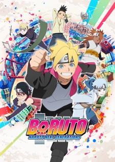 Boruto: Naruto Next Generations - BORUTO -NARUTO NEXT GENERATIONS ( Naruto Season 3) | Boruto: Naruto những thế hệ kế tiếp (2017)