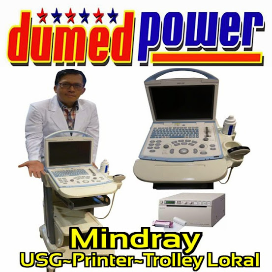 Paket-USG-Mindray-Printer-Sony-Trolley-Lokal-DP-10-20-30-50