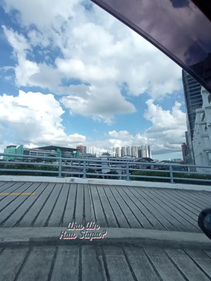 Sepetang Di Bandar Johor Bahru