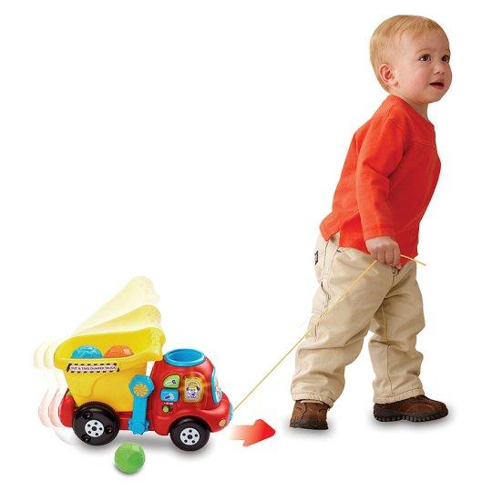 Xe tải vui nhộn Put and Take Dumper Truck Vtech