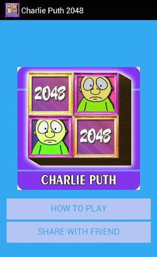 Charlie Puth Golden Frames