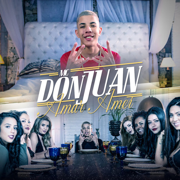 Mc Don Juan - Amar Amei - Single Cover