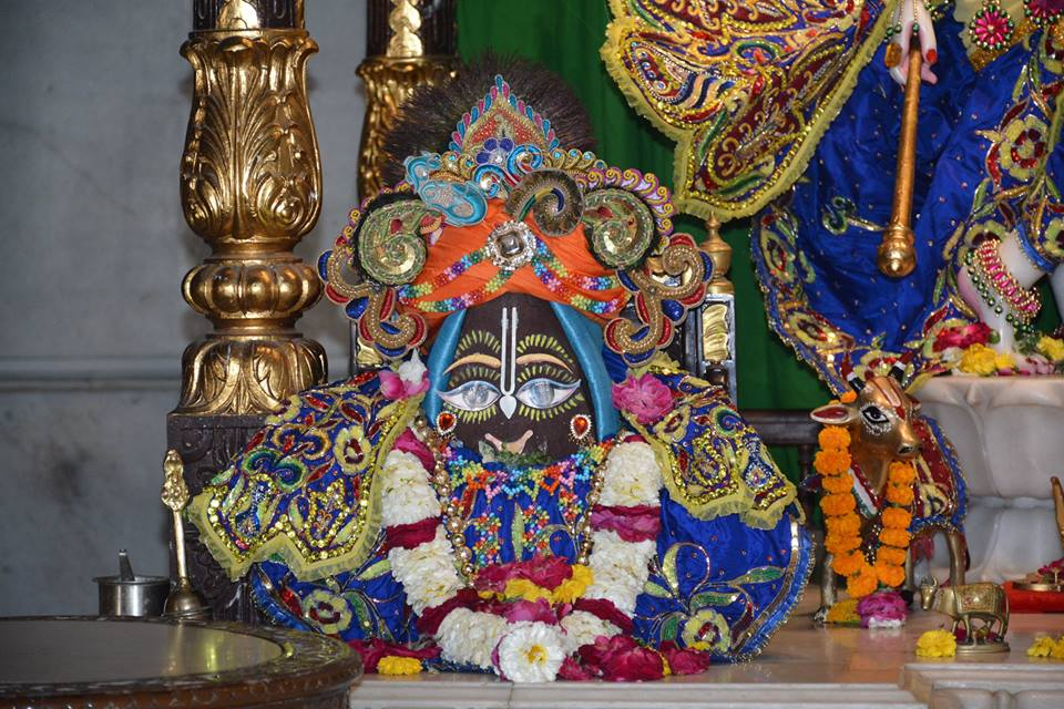 ISKCON Ujjain Deity Darshan 30 Mar 2016  (6)