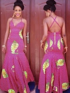 Ankara Fashion Style Africa Model 2- screenshot thumbnail