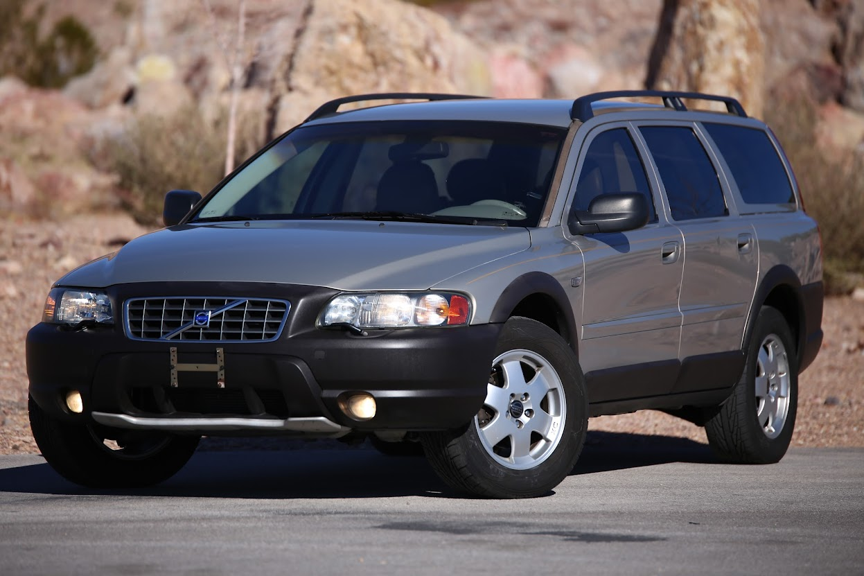 2001 volvo xc cross country xc70 cross country awd turbo wagon ebay. Black Bedroom Furniture Sets. Home Design Ideas