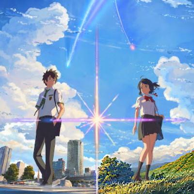 "RADWIMPS - Nandemonaiya ""Kimi no Nawa"" Ending (Lyrics+Terjemah) album art"