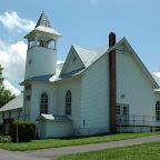 Crockett Methodist Church,  Wytheville, Virginia