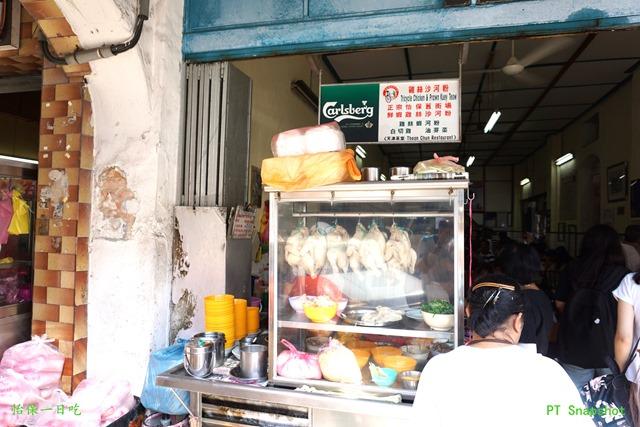 鸡丝河粉是怡保的道地面食