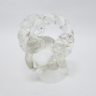 Cartier RARE Crystal Ram's Head