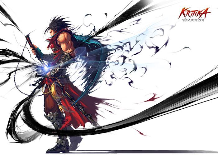 Hình nền ấn tượng của Kritika Online - Ảnh 11