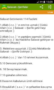 Salavat-ı Şerifler screenshot 3