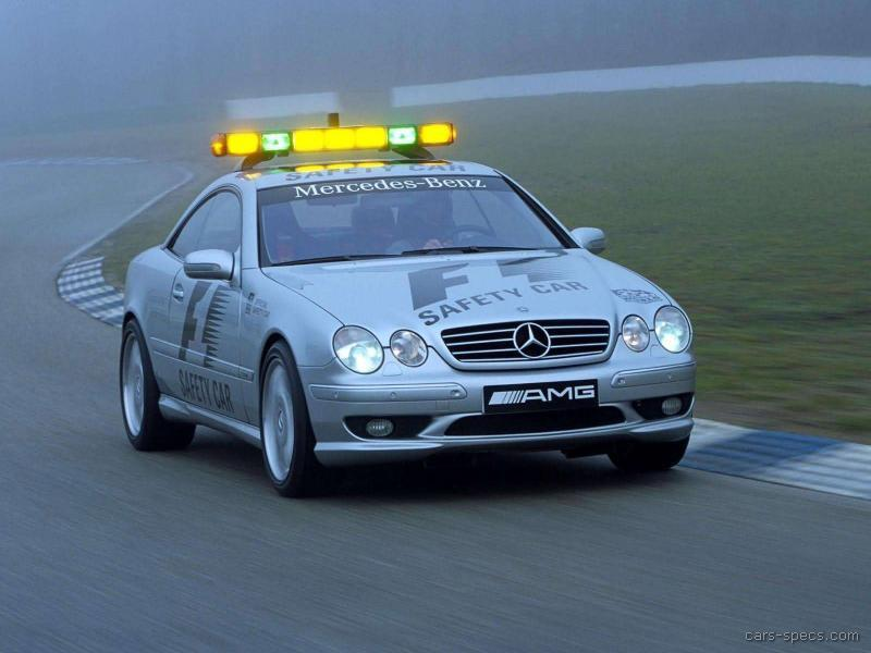2001 mercedes benz cl class cl55 amg specifications for Mercedes benz cl55 amg price