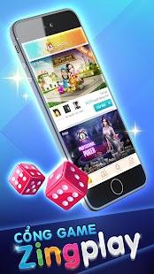 Cổng game ZingPlay - Game bài - Game cờ - Tiến lên - náhled