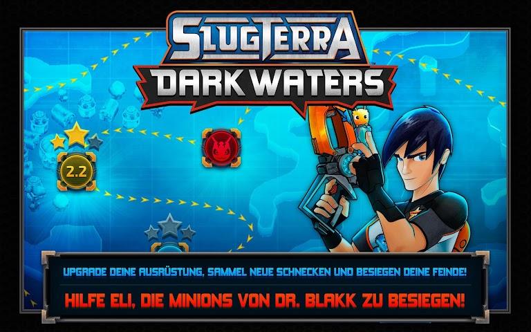 android Slugterra: Dark Waters Screenshot 4