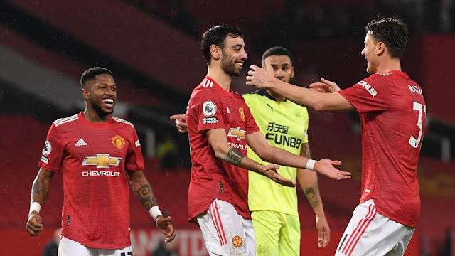 6 Fakta Menarik Kemenangan Manchester United keatas Newcastle United