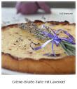 Crème-Brulée-Lavendel-Tarte