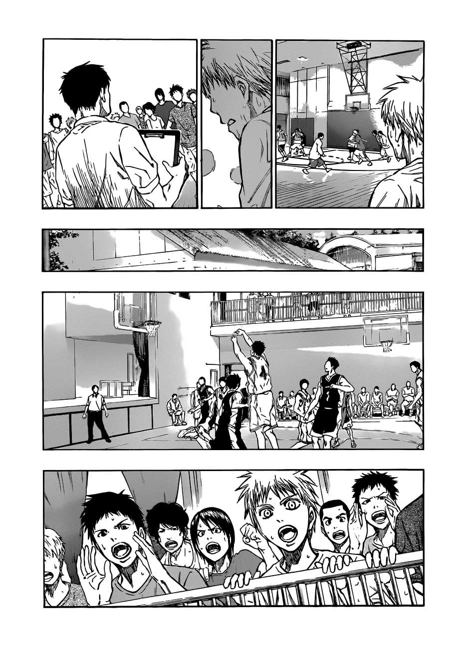 Kuroko no Basket Manga Chapter 205 - Image 03