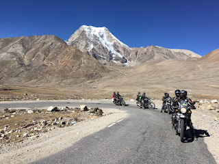 Sikkim bike trip
