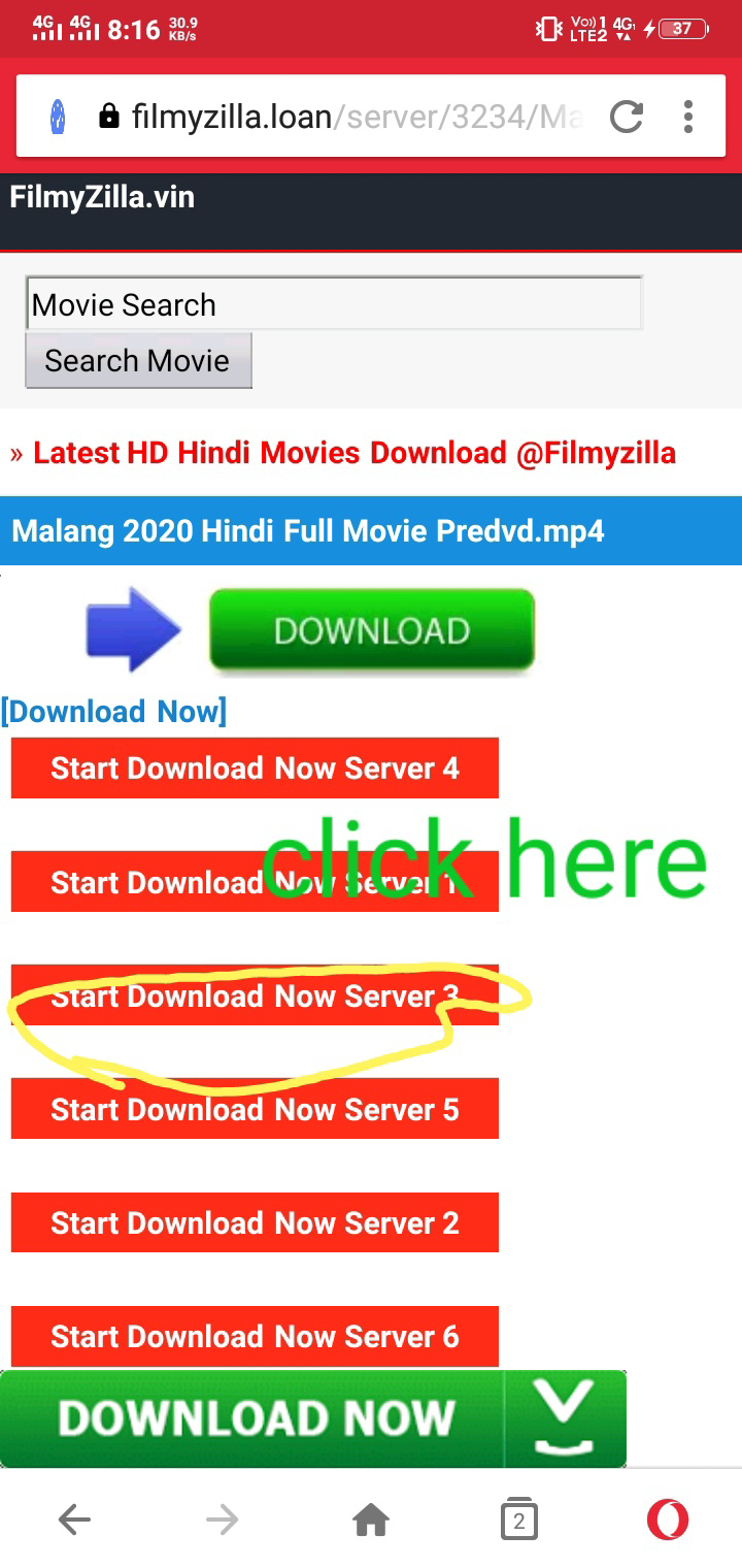 Toto Malang Movie Direct Link Dowload