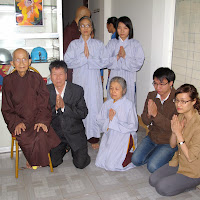[DCQD-1206] Chuyến thăm miền Bắc 2011 - Cô Diệu Linh thỉnh Thầy (25/11/2011)