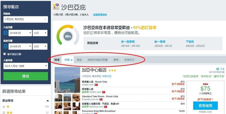 Hotelscombined 訂房網站與APP (1)