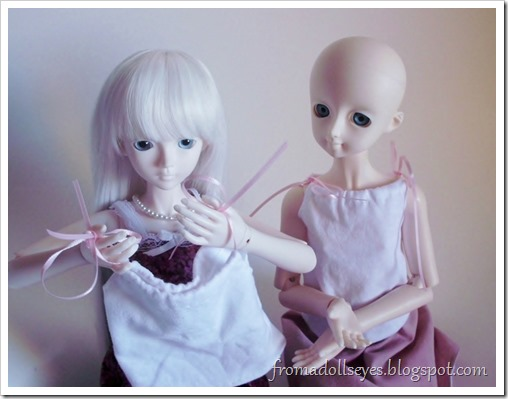 Of Bjd Fashion: Sweet Doll Tank Tops