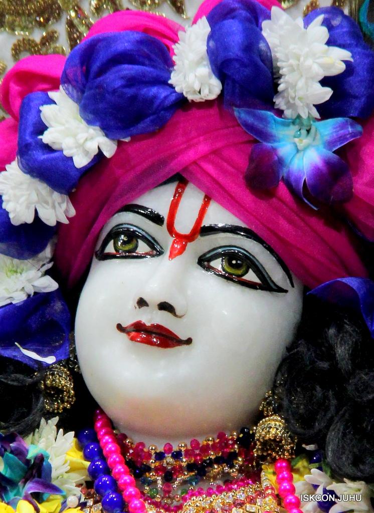 ISKCON Juhu Sringar Deity Darshan on 24th Oct 2016 (42)