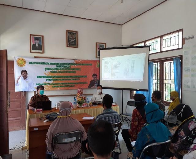 Dukung Food Estate Kalteng, BBPP Binuang Gelar Pelatihan P2L