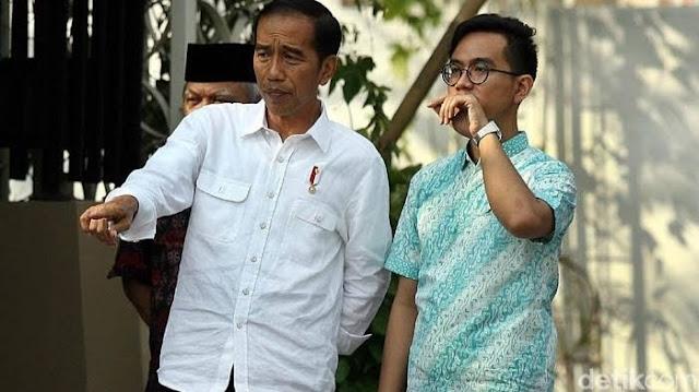 Foto: Presiden Jokowi dan GibranRakabuming Raka. Soal Tudingan Dinasti Politik, Gibran Mengaku Bingung.
