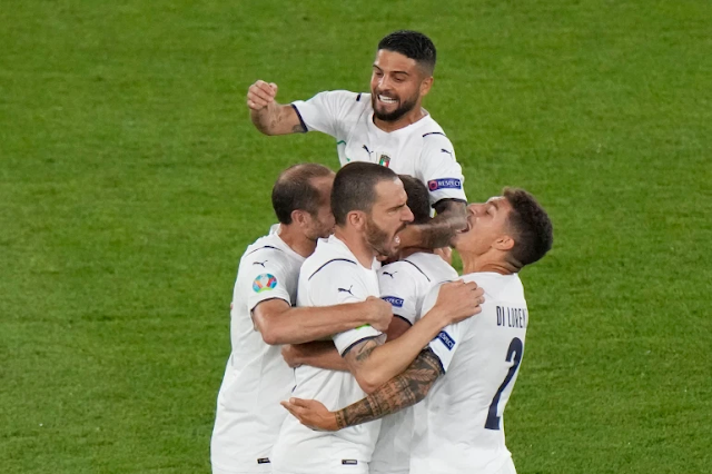 4 Fakta Menarik Itali vs Turki #Euro2020