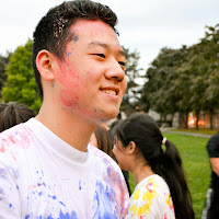 Fall Rush 2014 - Paint Fight