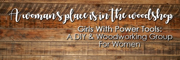 Woman woodworkers