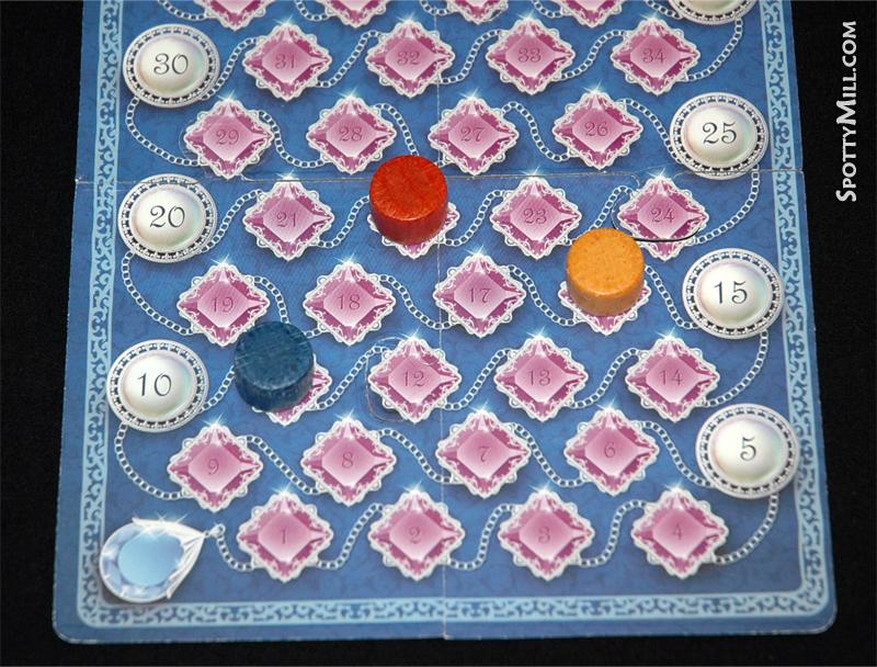 Низам (Nizam) настольная игра, match 3 boardgame