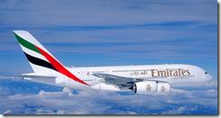 assistenti di volo emirates
