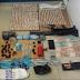 Desmantelan grupo dedicado al tráfico de drogas y le ocupan paquetes en La Vega