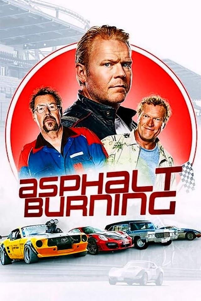 Asphalt Burning - Full Movie (2021).