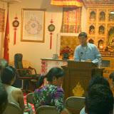 Q&As with Dr. Lobsang Sangay - IMG_6657.JPG