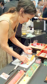Scenes from Sake Fest PDX 2015 - treats from Yume Asian Confections