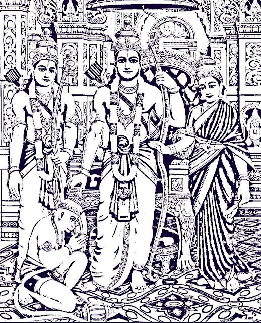 Ram, Seeta, Laxman, Ayodhya, Maryada Purshotam Ram, Vishnu, Hari, Narayan, raja Dashrath, Ravan