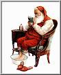 Halloween Santa 1