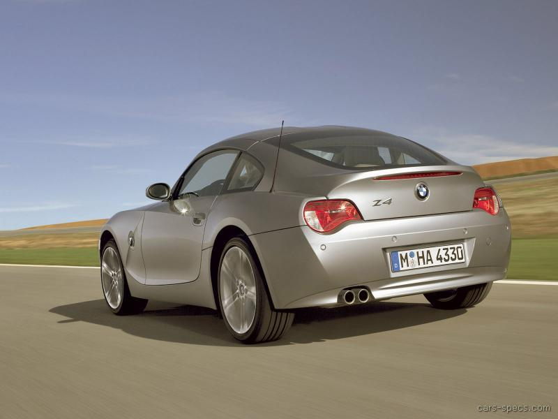 2006 Bmw Z4 Hatchback Specifications Pictures Prices