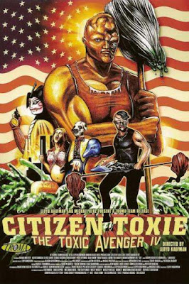 Citizen Toxie: The Toxic Avenger IV (2000) BluRay 720p HD Watch Online, Download Full Movie For Free