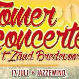 Mooi begin Zomerconcerten Bredevoort 2016 met Jazzewind